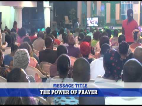 THE POWER OF PRAYER 1 by Bro. Joshua Iginla