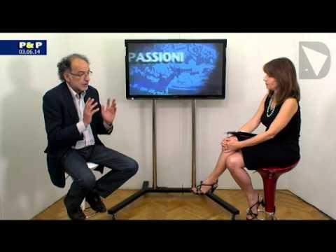 Passioni & Politica - ospite in studio Giuseppe Brogi, il coordinatore regionale di Sel Toscana.