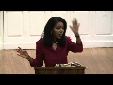 Isabel Wilkerson speaks at Yale University