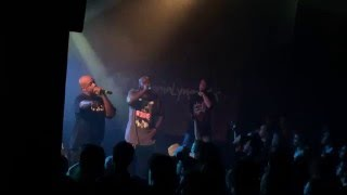 Cunninlynguists Live - My Habit (I Haven't Changed) & Thugged Out Since Cub Scouts