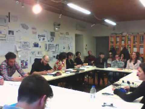 14η συνάντηση εργασίας | Τρίτη 29/03