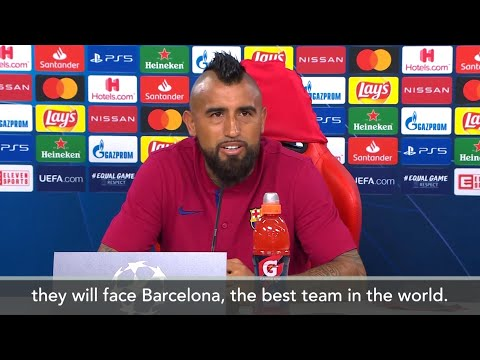Arturo Vidal - 'Bayern Face The Best Team In The World'
