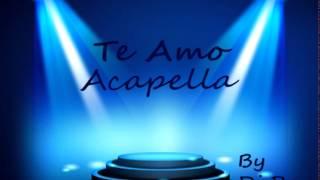 Te Amo - Dum Maro Dum (Acapella) [FREE DOWNLOAD IN THE DESCRIPTION] Video