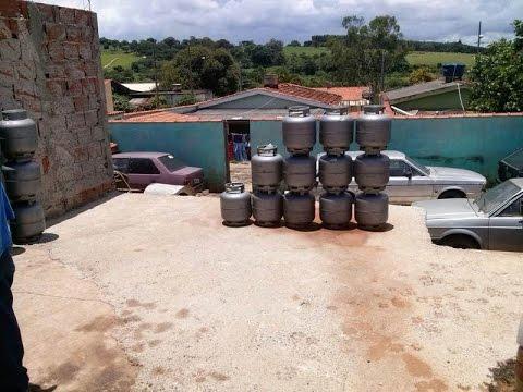 Operação conjunta fiscaliza depósitos em Guaxupé