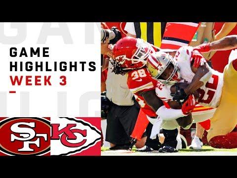 49ers vs. Chiefs Week 3 Highlights | NFL 2018 - Thời lượng: 10:53.