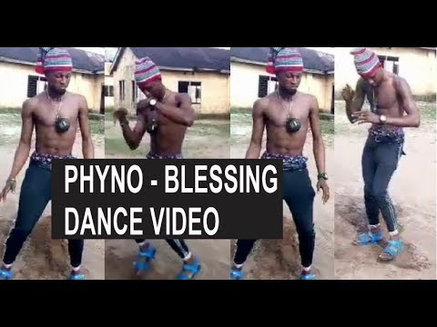 PHYNO BLESSING - DANCE VIDEO FT DONJAZZY, OLAMIDE