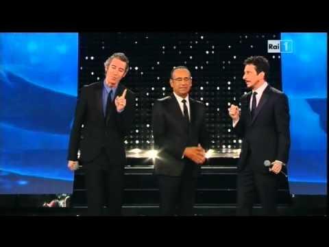 Sanremo 2015: arrivano Luca e Paolo (e si ride)