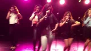 Fifth Harmony iHeart Radio performance