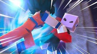 Minecraft: HERÓIS DA SORTE - JIREN VS GOKU  !!! ‹ Ine ›
