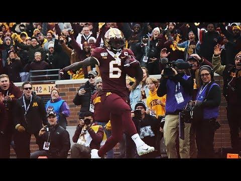#4 Penn State vs. #17 Minnesota Highlights | College Football 2019