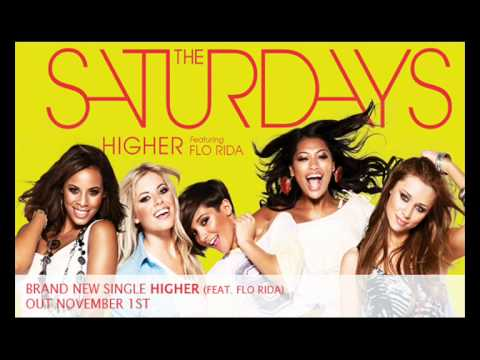 0 The Saturdays premiere new version of Higher featuring Flo Rida