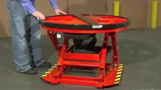 Presto Lifts P3-AA Self-Leveling Pallet Positioner