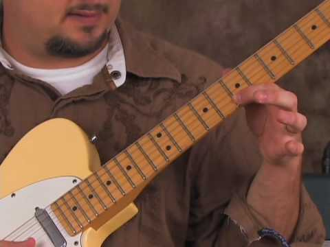 Lead guitar lesson jazz blues licks – free online guitar lesson videos