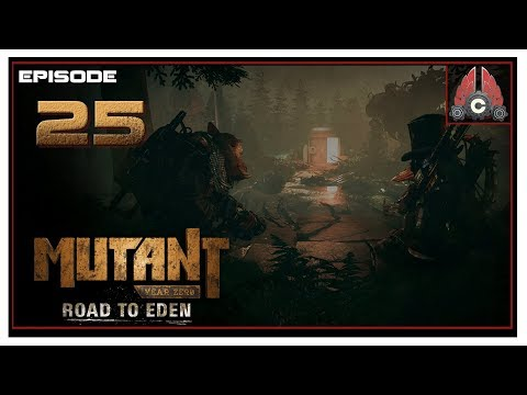 Let's Play Mutant Year Zero: Road To Eden With CohhCarnage - Episode 25