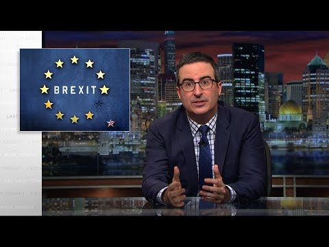 John Oliver Follows Up on Brexit