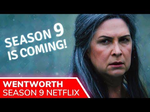 WENTWORTH Season 9 (FINAL SEASON) Netflix Release - Fall 2021. Will Kate Jenkinson's Allie be Back?