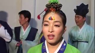 This is a Propaganda Video produced by the North Korean government, advertising their school for circus acrobatics.