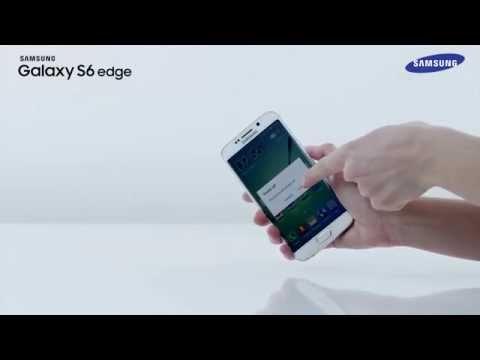 Samsung Galaxy S6 Edge - jak zamontować i usunąć kartę SIM