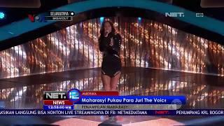 Video Harumkan Nama Indonesia Maharasyi Tembus 'The Voice' - NET12 MP3, 3GP, MP4, WEBM, AVI, FLV Juni 2018