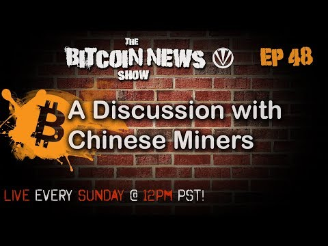Bitcoin News #48 - Mining Discussion video