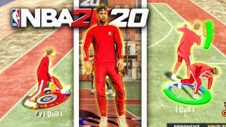 BEST JUMPSHOT & DRIBBLE MOVES IN NBA 2K20! BEST DEMIGOD BUILD, SIGNATURE STYLES & JUMPSHOT NBA 2K20