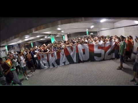 Saída Bravo 52 - Fluminense 2 x 1 Paysandu - O Bravo Ano de 52 - Fluminense