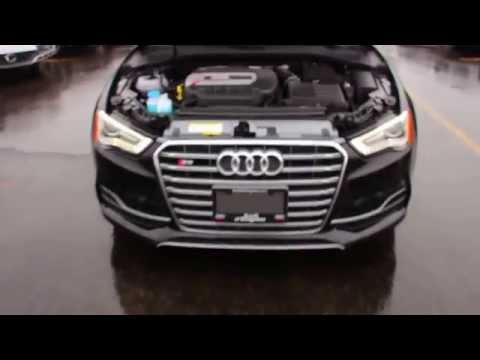 2015 Audi S3 Sedan Review