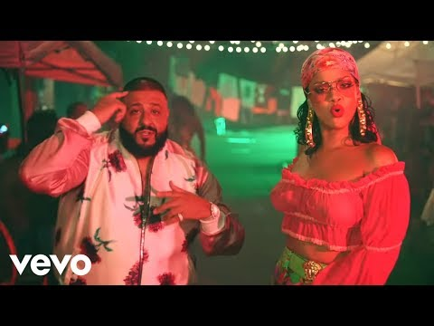 DJ Khaled Ft. Rihanna & Bryson Tiller  - Wild Thoughts