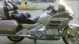 9. Contra Costa Powersports-Used 2003 Honda Goldwing ABS GL1800A Touring bike