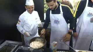 Fenerbahçeli basketbolcular, makarna pişirdi