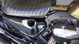 5. DIY Sporty: Harley 48 Oil Change