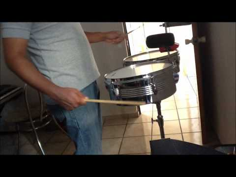TEST TIMBALES