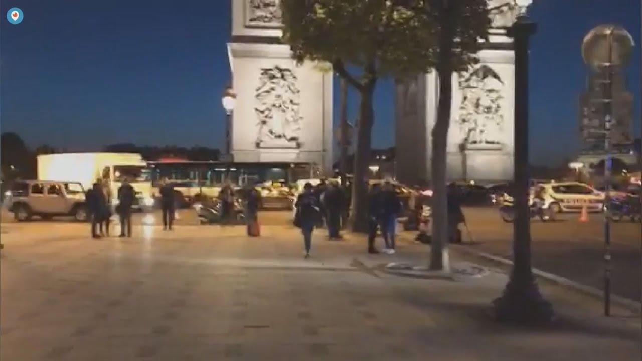 Τρομοκρατικό χτύπημα ξανά στο Παρίσι