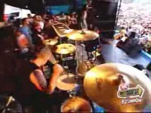 The Used - Take It Away(Live At Warp Tour)