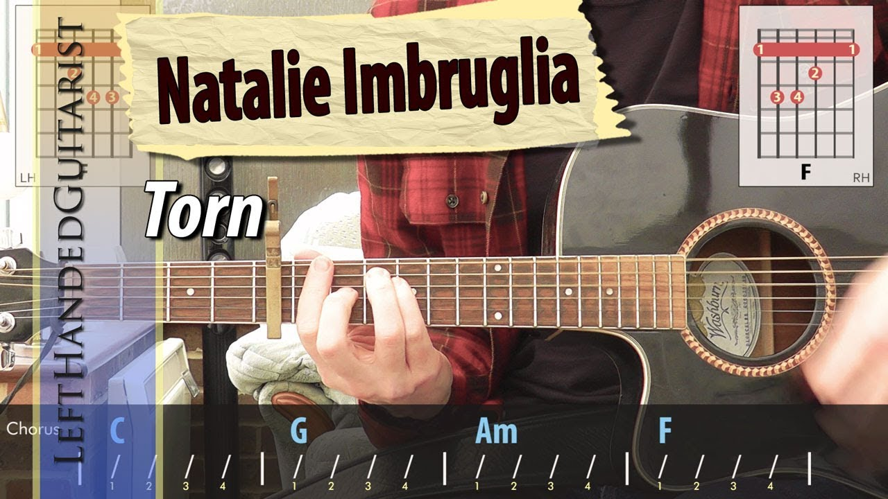 Natalie Imbruglia – Torn | guitar lesson