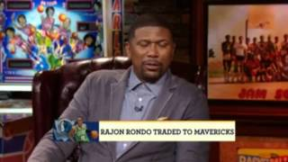 Bill and Jalen React To The Rondo Trade