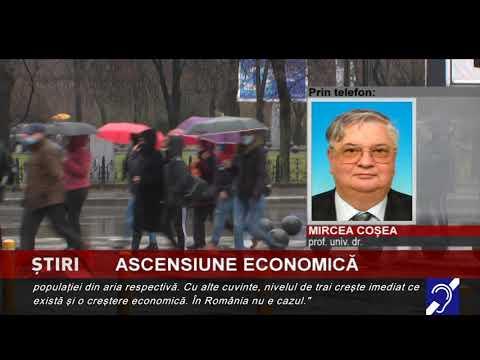 Ascensiunea economică a României