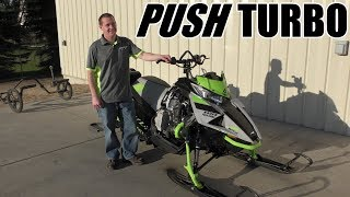 7. Country Cat - Push Turbo on a 2018 Arctic Cat M8000