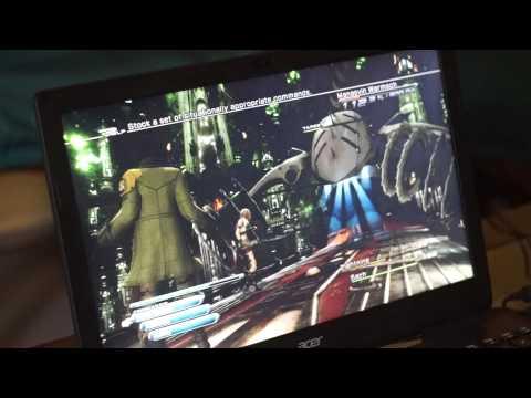 ACER Aspire E5-551G Final Fantasy XIII (AMD A8-7100 + R7 M265)