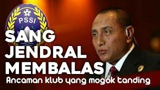 Video Sang Jendral PSSI akan hentikan Liga 1 indonesia lebih cepat MP3, 3GP, MP4, WEBM, AVI, FLV Juli 2018