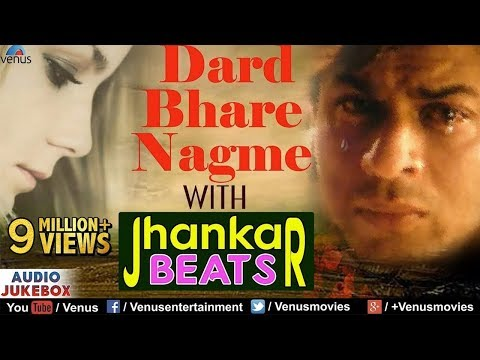 Video Dard Bhare Nagme - With Jhankar Beats | Best Of 90's Sad Songs | JUKEBOX | Evergreen Romantic Hits download in MP3, 3GP, MP4, WEBM, AVI, FLV January 2017