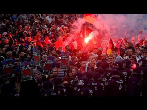 ΟΗΕ: «Σοκαριστικές οι διαδηλώσεις ακροδεξιών στη Γερμανία»…