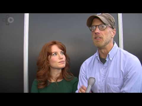 Eagleheart Interviews With Maria Thayer & Chris Elliott