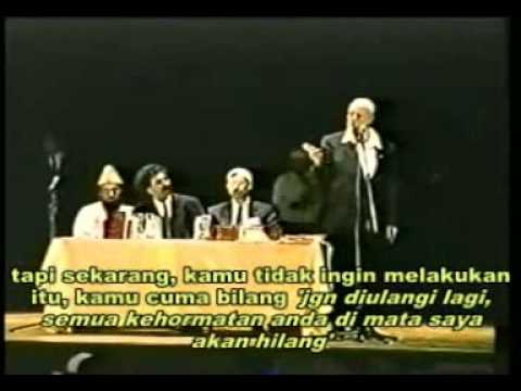 Sheikh Ahmad Deedat - Dialog Dengan Paus (11of11)