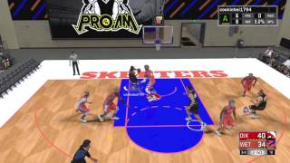 THE RETURN TO THE OLD SQUAD! NBA 2K17 Pro Am Gameplay