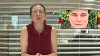 Márcia Piovesan dá as últimas notícias sobre o estado de saúde de Edson Celulari, fala sobre novo segredo em 'Velho Chico' e ainda a polêmica cena de sexo ...