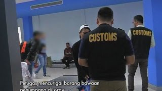 Video Petugas Mencurigai Barang Bawaan Penumpang Part 01 - Indonesia Border 17/04 MP3, 3GP, MP4, WEBM, AVI, FLV September 2018