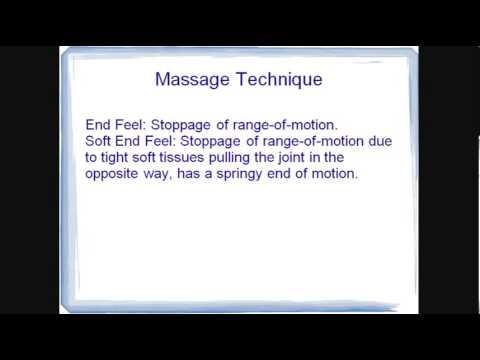 Massage Test Prep - Massage Therapy