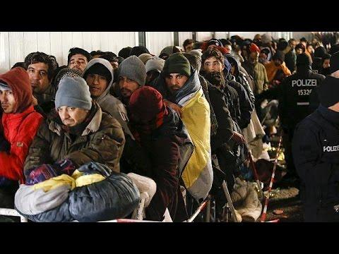 Φρένο στους μετανάστες βάζει η Γερμανία