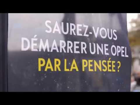 Aperçu d'une vidéo de l'article L'Opel Astra se démarre par la pensée au Mondial de l'auto 2016